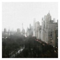 Masterpiece Art Gallery Above Central Park 35-Inch Square Canvas Wall Art