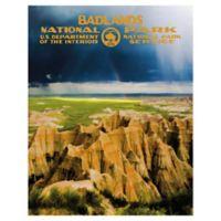 Masterpiece Art Gallery Badlands 22-Inch x 28-Inch Canvas Wall Art