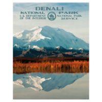 Masterpiece Art Gallery Denali I 22-Inch x 28-Inch Canvas Wall Art