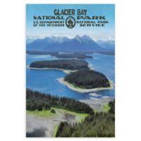 Masterpiece Art Gallery Glacier Bay I 24-Inch x 36-Inch Canvas Wall Art