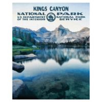 Masterpiece Art Gallery Kings Canyon 22-Inch x 28-Inch Canvas Wall Art