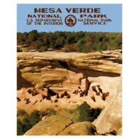 Masterpiece Art Gallery Mesa Verde 22-Inch x 28-Inch Canvas Wall Art