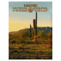 Masterpiece Art Gallery Saguaro 30-Inch x 40-Inch Canvas Wall Art
