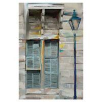 Masterpiece Art Gallery Bridgetown 24-Inch x 28-Inch Canvas Wall Art