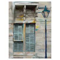 Masterpiece Art Gallery Bridgetown 30-Inch x 40-Inch Canvas Wall Art