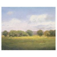 The Land at Peace 22-Inch x 28-Inch Canvas Wall Art