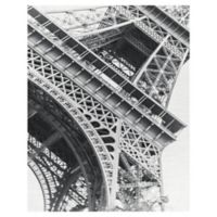 Eiffel Arches 22-Inch x 28-Inch Canvas Wall Art