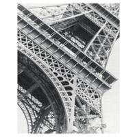 Eiffel Arches 24-Inch x 36-Inch Canvas Wall Art