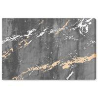 Oliver Gal Alabaster 24-Inch x 16-Inch Canvas Wall Art