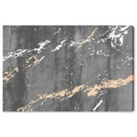 Oliver Gal Alabaster 24-Inch x 16-Inch Canvas Wall Art