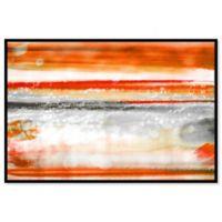 Oliver Gal Clear Mind 24-Inch x 16-Inch Canvas Wall Art