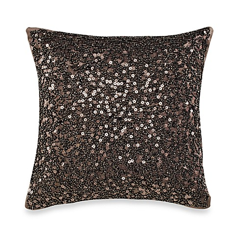 Palais Royale Droplets 12-Inch Square Throw Pillow - Bed Bath & Beyond
