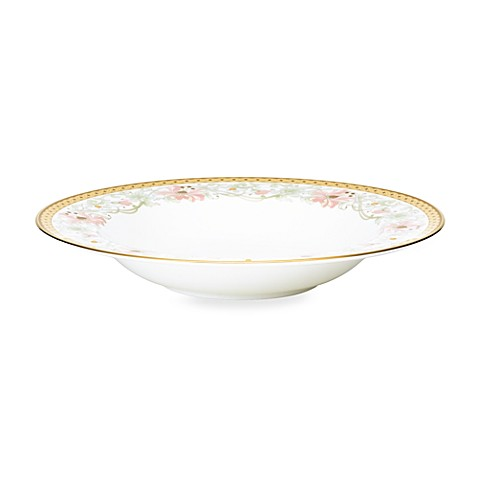 Noritake® Blooming Splendor Rim Soup Bowl