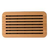 BergHOFF® Ron 8.75-Inch x 15-Inch 2-Sided Bamboo Cutting Board in Black
