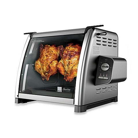 ronco 5500 series showtime stainless steel rotisserie oven bed bath beyond. Black Bedroom Furniture Sets. Home Design Ideas