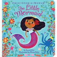"""Little Simon """"The Little Mermaid (Once Upon a World Series)"""" by Hannah Eliot"""