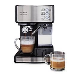 Product Image For Mr Coffee Cafe Barista Bvmc Ecmp1000 Espresso Maker