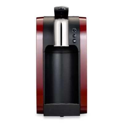 Verismo Coffee Maker Bed Bath And Beyond : Starbucks Verismo 580 Brewer in Burgundy - Bed Bath & Beyond