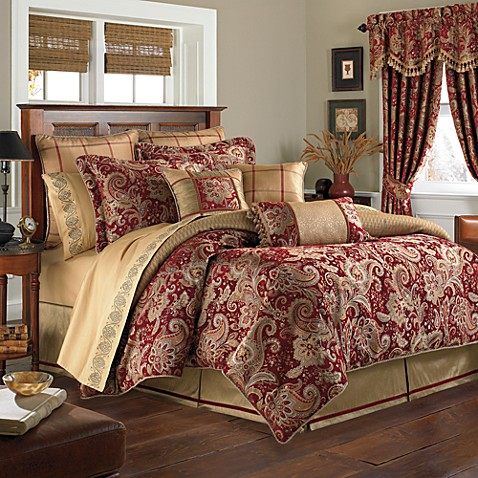 Croscill 174 Mystique Comforter Set Bed Bath Amp Beyond