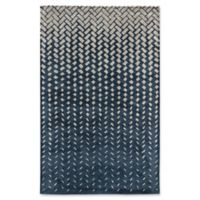 Jaipur Cascade Silas 2-Foot x 3-Foot Area Rug in White