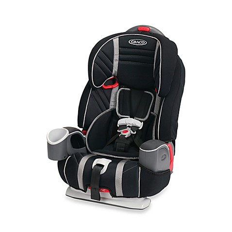 Graco Nautilus Plus  In  Booster Car Seat Abram