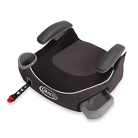 graco affix backless booster seat with latch system in davenport bed bath beyond. Black Bedroom Furniture Sets. Home Design Ideas