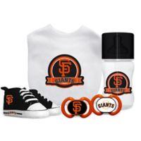 Baby Fanatic MLB San Francisco Giants 5-Piece Gift Set