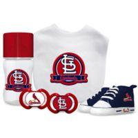 Baby Fanatic MLB St. Louis Cardinals 5-Piece Gift Set