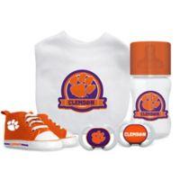 Baby Fanatic Clemson University 5-Piece Gift Set