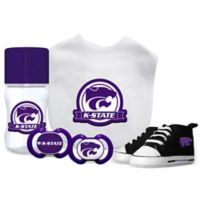 Baby Fanatic Kansas State University 5-Piece Gift Set