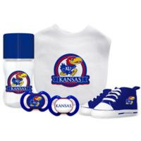 Baby Fanatic University of Kansas 5-Piece Gift Set