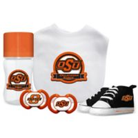 Baby Fanatic Oklahoma State University 5-Piece Gift Set