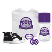 Baby Fanatic Texas Christian University 5-Piece Gift Set