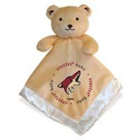 Baby Fanatic® NHL Arizona Coyots Security Bear in Tan/Silver