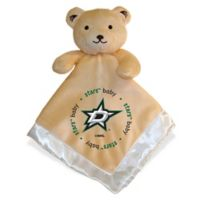 Baby Fanatic® NHL Dalls Stars Security Bear in Tan/Silver