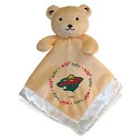 Baby Fanatic® NHL Minnesota Wild Security Bear in Tan/Silver