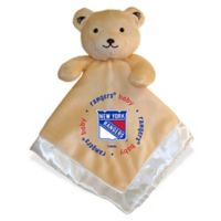 Baby Fanatic® NHL New York Rangers Security Bear in Tan/Silver