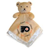 Baby Fanatic® NHL Philadelphia Flyers Security Bear in Tan/Silver