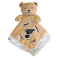Baby Fanatic® NHL St. Louis Blues Security Bear in Tan/Silver