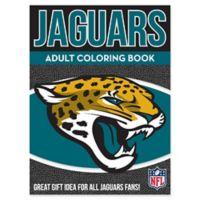 NFL Jacksonville Jaguars Adult Coloring Book