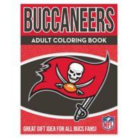 NFL Tampa Bay Buccaneers Adult Coloring Book