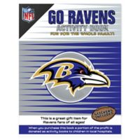 NFL Go Baltimore Ravens Activity Book