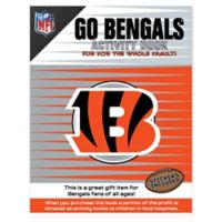NFL Go Cincinnati Bengals Activity Book