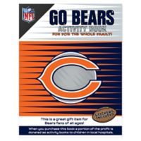 NFL Go Chicago Bears Activity Book