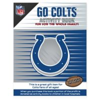 NFL Go Indianapolis Colts Activity Book