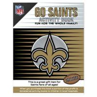 NFL Go New Orleans Saints Activity Book
