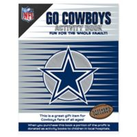 NFL Go Dallas Cowboys Activity Book