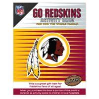 NFL Go Washington Redskins Activity Book