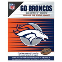 NFL Go Denver Broncos Activity Book