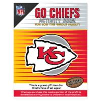 NFL Go Kansas City Chiefs Activity Book